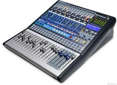 16 channel digital mixer